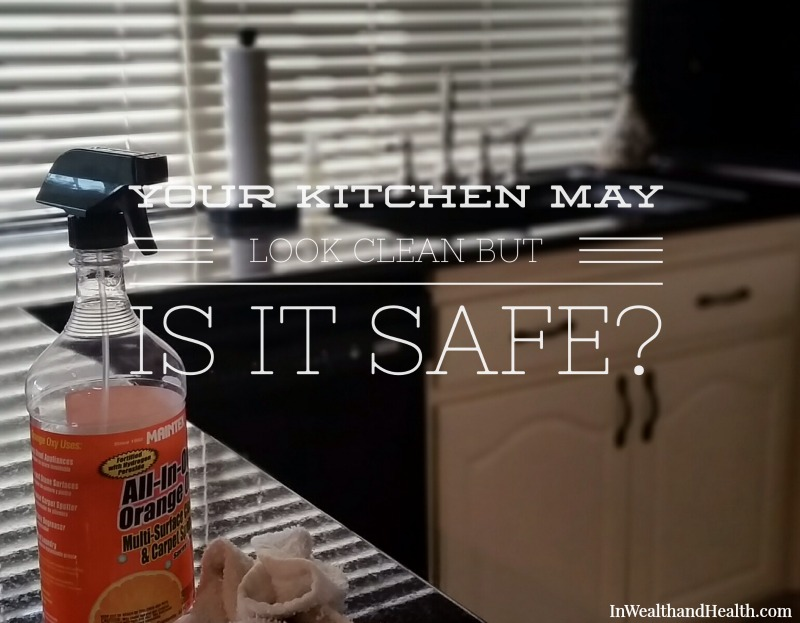 Is my kitchen safe?