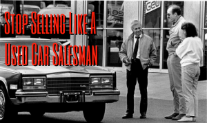 Before Selling You Must Know These 5 Things - Carsalesman - inWealthandHealth