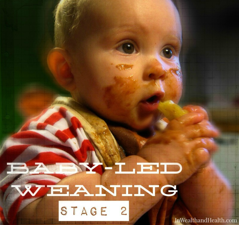 Eat with Baby-led Weaning