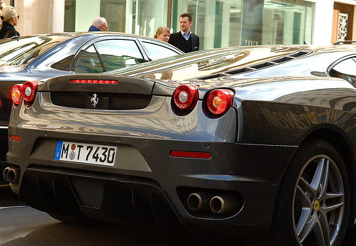 How to Survive as a Startup - Ferrari - inWealthandHealth