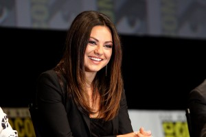 Mila Kunis - 14 Ways to Enforce Positive Thinking Today - inWealthandHealth