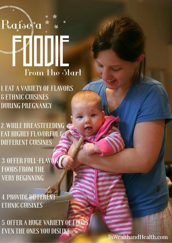 foodie baby