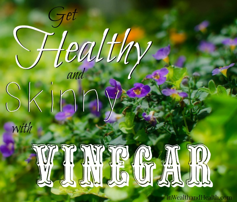 Vinegar health benefits